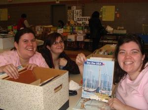 Teachers' Flea Market 2008
